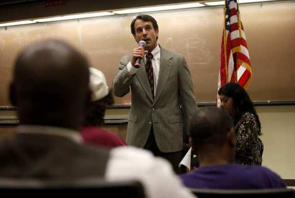 California Insurance Commissioner Dave Jones