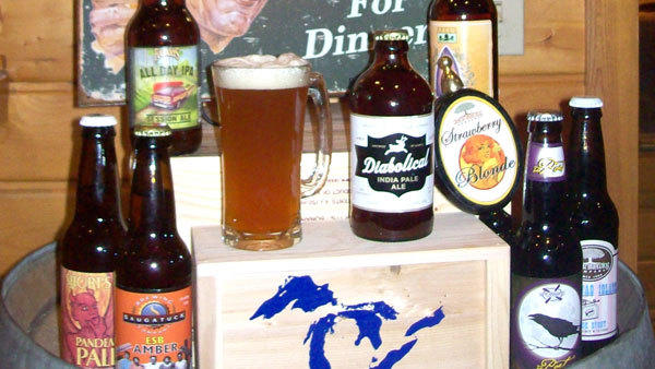 michigan craft beer wine festival again coming to