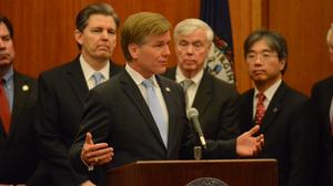 Governor McDonnell's transportation plan includes eliminating gas tax, increasing state sales tax