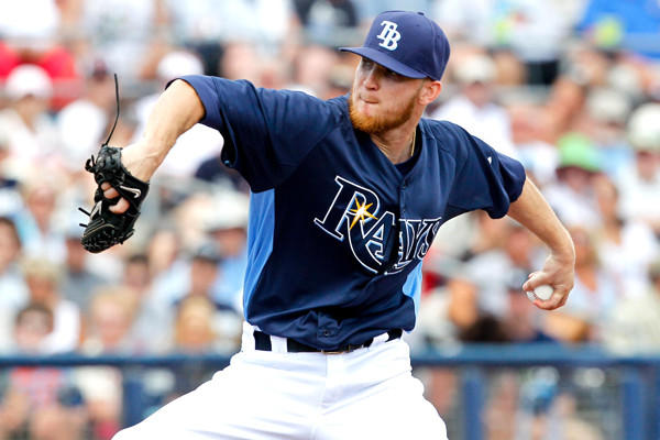 The former Rays lefty reliever has signed a one-year, $2.85 million deal with the Los Angeles Dodgers.