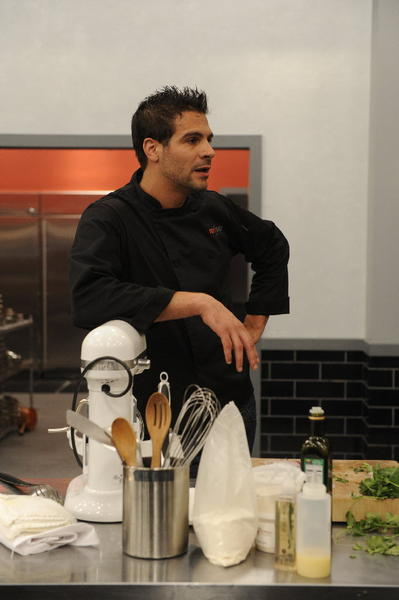 1993 Xavier High School graduate Angelo Sosa was the runner-up in the seventh season of the Bravo reality television show 'Top Chef.'