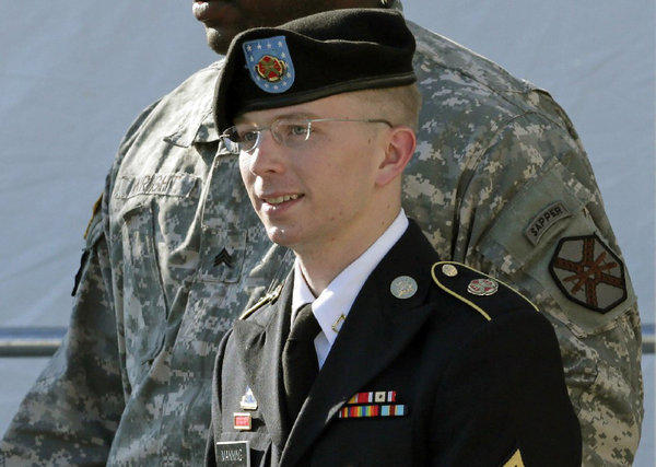 Army Pfc. Bradley Manning, if convicted, will have his prison sentence reduced by 112 days, a judge has ruled.