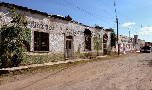 Rundown storefronts and unpaved roads don't convey the full character of Mata Ortiz, in northern Mexico. Many of the locals are potters. A 2012 listi
