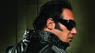 "Andrew Dice Clay, the leather-jacketed, chain-smoking comedian who became popular in the 1980s, is attempting a comeback. On New Year's Eve, Showtime aired his first comedy special in 17 years. And later this year, he'll appear alongside Cate Blanchett and Alec Baldwin in the new Woody Allen film — yes, you read that right — ""Blue Jasmine."""