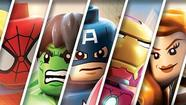 'Lego Marvel Super Heroes' game on the way