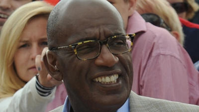 Al Roker went commando after White House, um, accident
