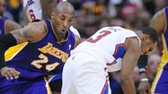 The Lakers lost 107-102 Friday, visiting the Clippers in a game that was broadcast nationally on ESPN.