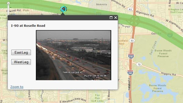 15 traffic cameras now available on Illinois Tollway system ...