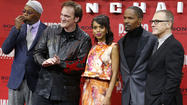 "Jan 08 (TheWrap.com) - Quentin Tarantino's ""Django Unchained"" has already been the subject of criticism for its bloody violence and frequent use of the N-word, but now action figures from the film are causing the next wave of outrage."