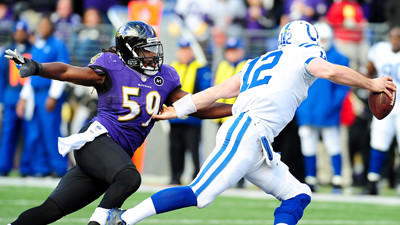 Dannell Ellerbe on the mend after spraining ankle Sunday