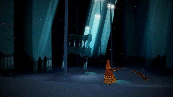 "The PS3 game ""Journey"" is going to the Grammy Awards."