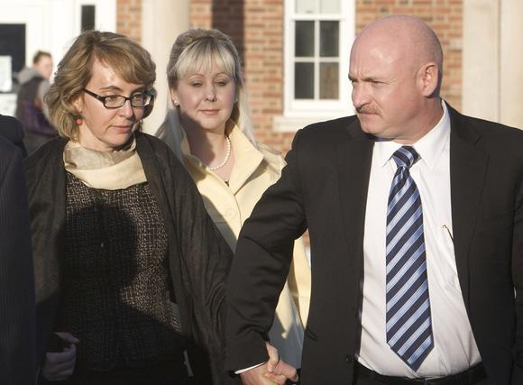 Gabby Giffords, Mark Kelly