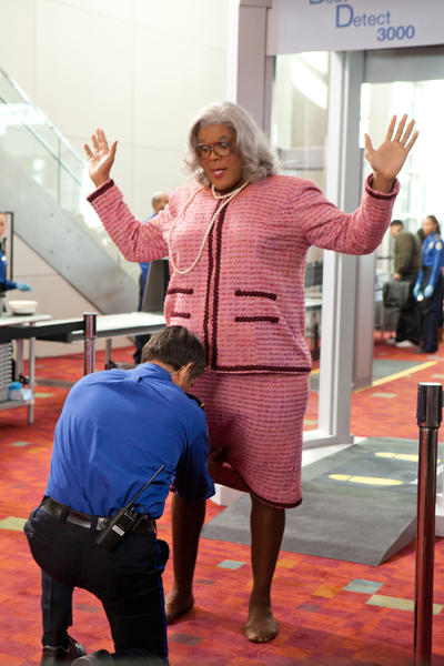 <strong>Worst actress:</strong> Tyler Perry (in drag)