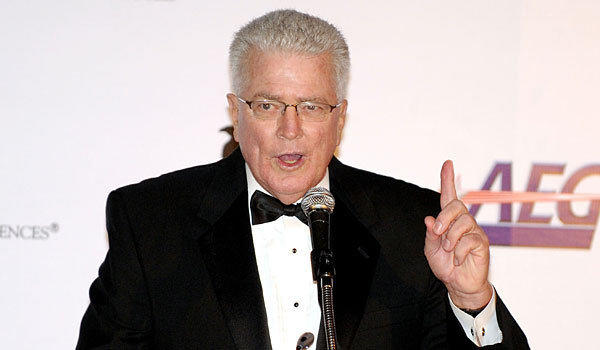 Huell Howser in 2010