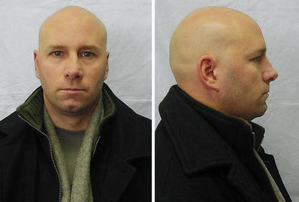 Robert Maday is accused of going on a two-day crime spree after escaping from two state's attorney's investigators in 2009.