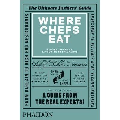 "More than 400 chefs contributed recommendations to ""Where Chefs Eat."""