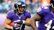 Ray Rice knifed through the heart of the New England Patriots defense, into the end zone and into our collective memories, his 83-yard touchdown run in the 2009 playoffs quickly becoming one of the most unforgettable plays in Ravens history and in his young career.