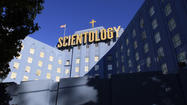 The Scientology building