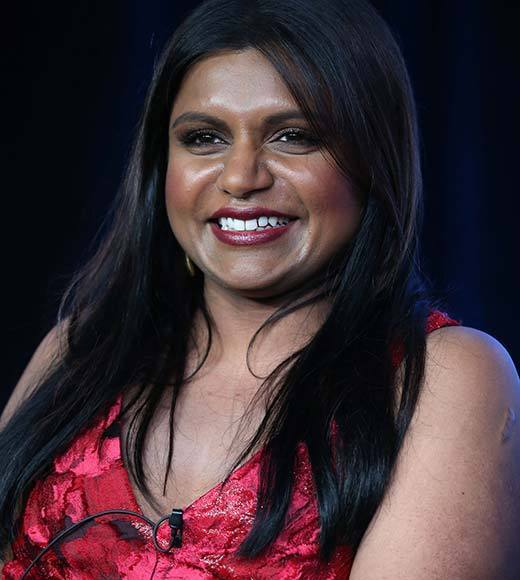 """We just get extra days and extra money for stuff -- don't you?"" <br>-- ""The Mindy Project"" creator/star <b>Mindy Kaling</b> on getting an extra day to shoot an episode this season"