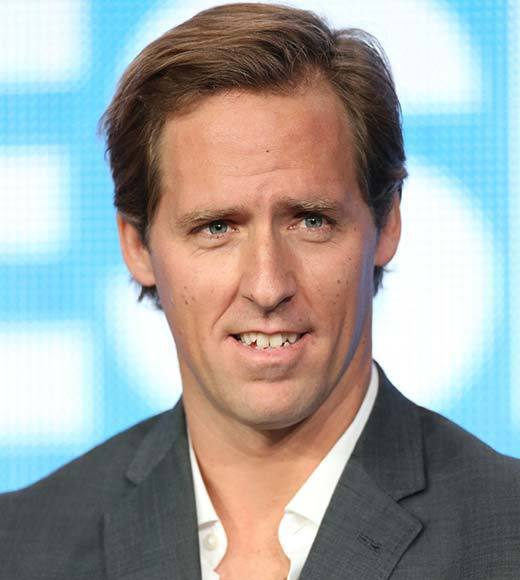 """I've been the super-hot guy's like fourth friend in a lot of things, so it's nice to be more at the center of this."" <br>-- ""Ben and Kate"" star (and quintessential That Guy) <b>Nat Faxon</b>"