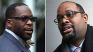 "Chicago's ""rooftop pastor,"" the Rev. Corey Brooks, said Tuesday he gave $2,000 in church members' donations to disgraced former Detroit Mayor Kwame Kilpatrick, who is on trial on racketeering charges."