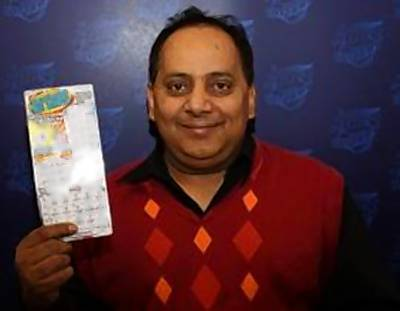 Urooj Khan won a $1 million jackpot in the lottery just weeks before he died of poisoning.