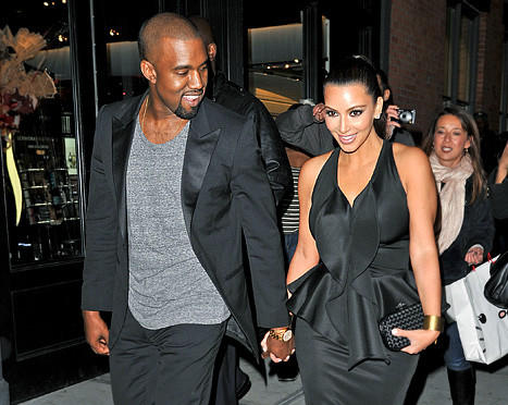 KIM AND KANYE BUY LA HOME