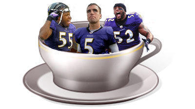 Coffee Companion (1/9): Your daily Ravens fix