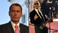Congress is Less Popular Than Nickelback