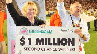 Lakeland man nets $1M at BCS game