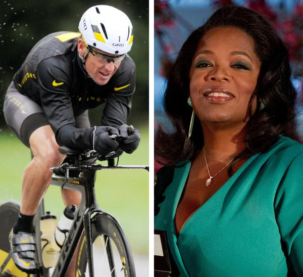 "Lance Armstrong is to be interviewed by Oprah Winfrey on an episode of ""Oprah's Next Chapter"" scheduled to air on Jan. 17."