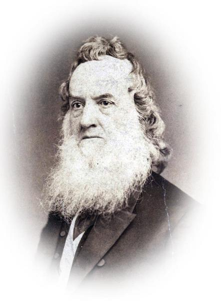 Gideon Welles was the United States Secretary of the Navy under Abraham Lincoln. Welles' strategies to block Confederate ports during the Civil War was a key tactic allowing the Union to win the war.  Welles was born in Glastonbury in 1802.