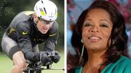 Lance Armstrong has granted an interview to Oprah Winfrey, his first since being stripped of his seven Tour de France titles and banned from cycling in the wake of a report detailing accusations of use of performance enhancing drugs by the athlete.