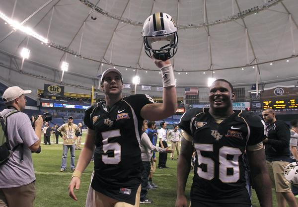Central Florida, the alma mater for NFL All-Pros Brandon Marshall, Daunte Culpepper and Asante Samuel, is joining the Big East in all sports in 2013.