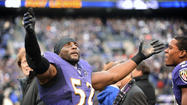 Ray Lewis tribute song a hit on Mix 106.5