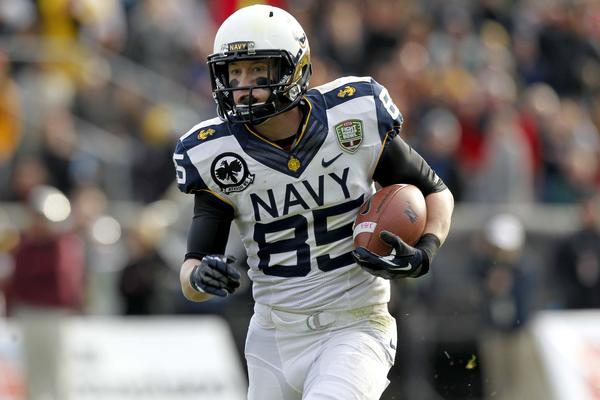 Navy football, long an independent program, is joining the Big East in 2015.