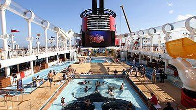 Book a 4-night cruise on the Disney Dream to the Bahamas for as low as $591