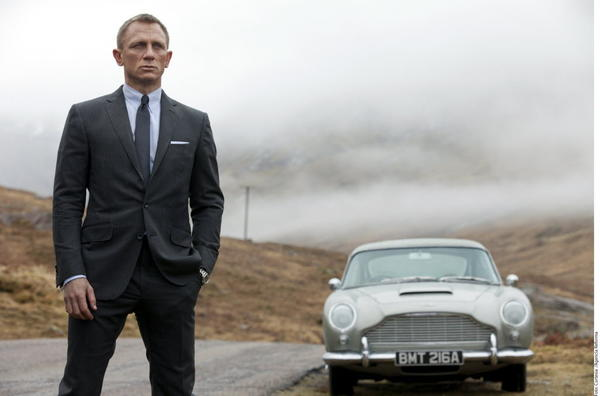 "There was good reason to believe ""Skyfall"" could be the first Bond flick to earn a Best Picture nomination, but the spy will have to try again next time. Though it will be hard to make a better 007 movie than ""Skyfall."""