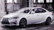 Detroit Auto Show: First official photos of new Lexus IS sedan