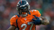 How the Ravens plan to attack Denver Broncos quarterback Peyton Manning is the dominant storyline surrounding Saturday's AFC Divisional playoff contest. But another concern revolves around Knowshon Moreno.