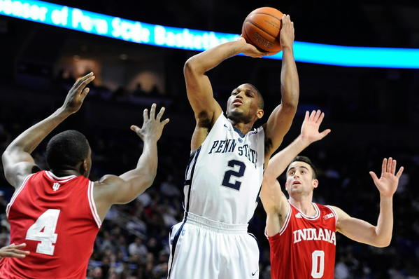 The reason Penn State will win the Big Ten hoops title this year is because while the rest of Pennsylvania has been drilling for natural gas, the Nittany Lions have been drilling buckets! Why the frack wouldn't we win?<br><br>  Alexis Puhala, Pilsen, @pooholla