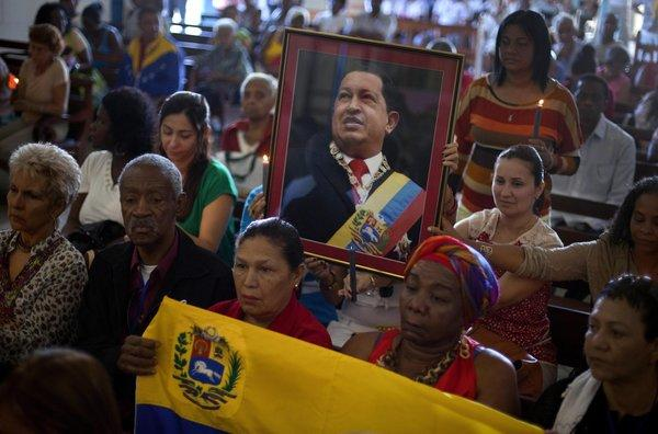 Chavez inauguration dispute