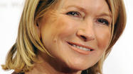 "Pity poor Martha Stewart. Every time she goes out to eat, America's dom­estic goddess/dictator (depending on your point of view) is plied with extra dishes ""compliments of the chef"". ""It's the bane of my existence,"" she says. ""I go on a diet, and I get sent 14 desserts!"""