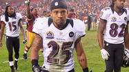 Rookie cornerback Asa Jackson expressed relief Wednesday to be back with the Ravens after serving a four-game suspension for violating the NFL's performance enhancing drug policy