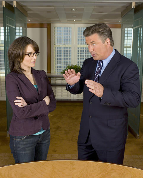 '30 Rock': The best Liz Lemon quotes [Pictures]: Oh, thanks, its actually a rape whistle, but the whistle part fell off and I just liked how it looked, so I kept it.