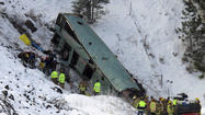 The Canada-based operator of a bus involved in a deadly crash on an icy eastern Oregon highway late last month has been ordered to halt all passenger service in the United States, federal officials said.