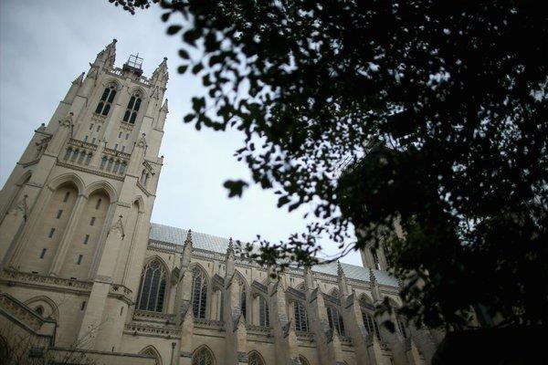 Although the foundation that runs the Washington National Cathedral received a charter from Congress in 1893, the church isn't an instrumentality of the government.