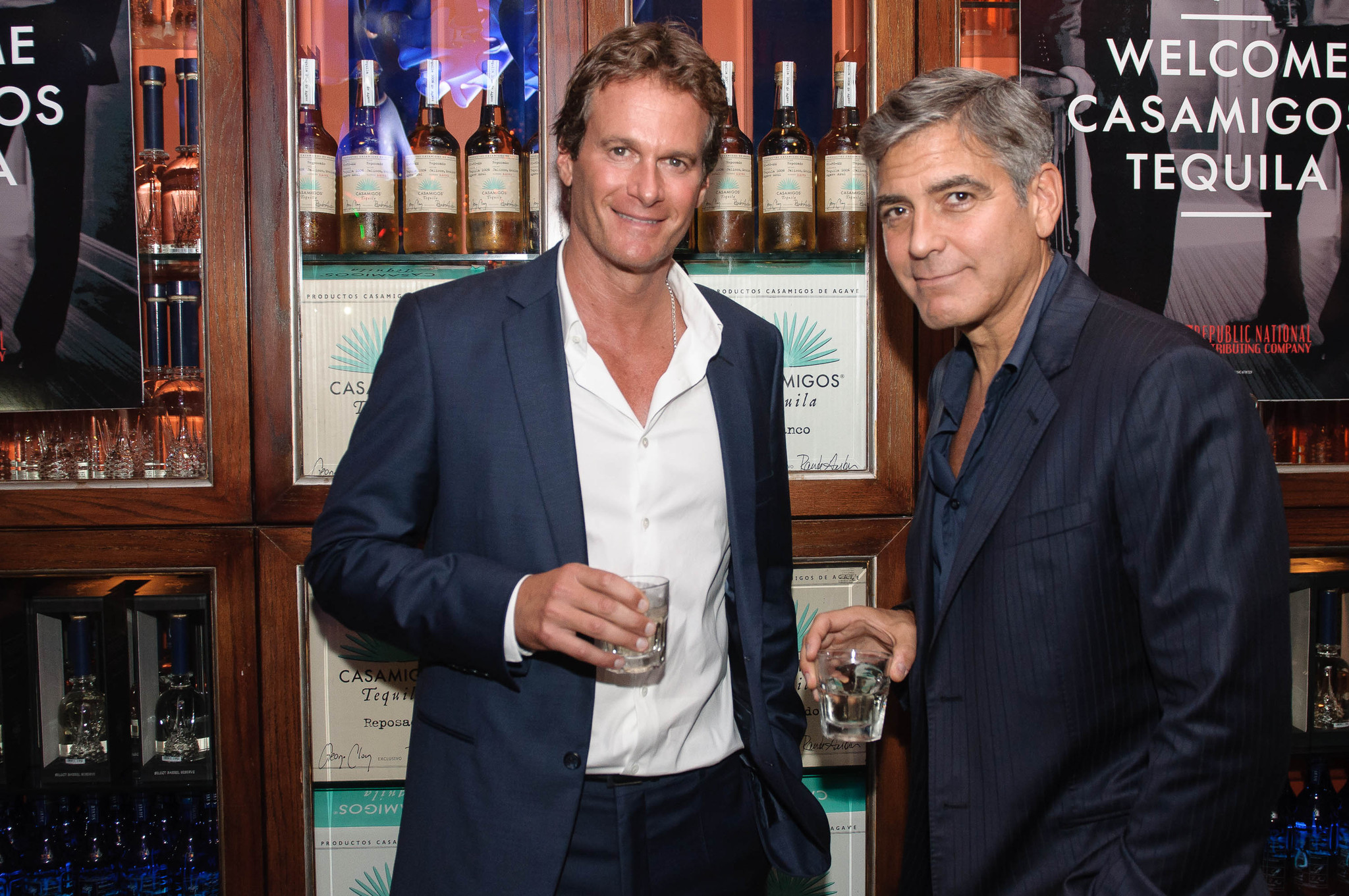 Celeb-spotting around South Florida - Casamigos launch party