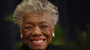 Book club donates Maya Angelou 'Caged Bird Sings' to 8th-grade class