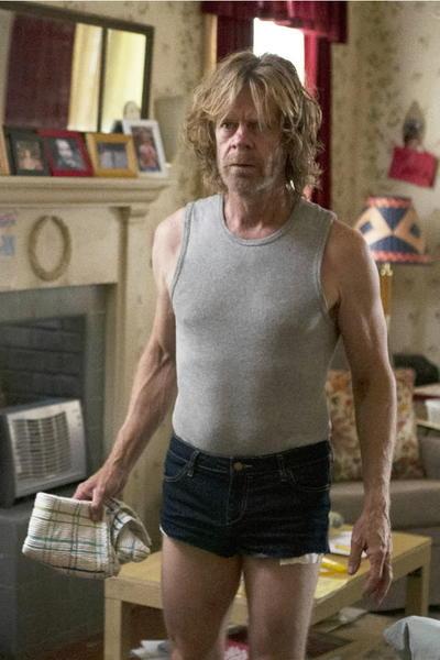 "William H. Macy in a scene from Season 3 of ""Shameless."""